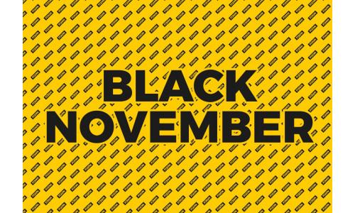 È arrivata la Black Week: coupon di 6,90€ con una spesa di almeno 149€