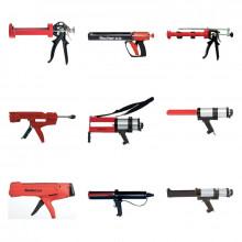 Pistole per resine