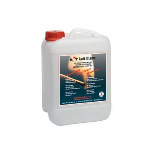 Spray ignifugo antincendio BBT AntiFlame - Tanica da 5 litri
