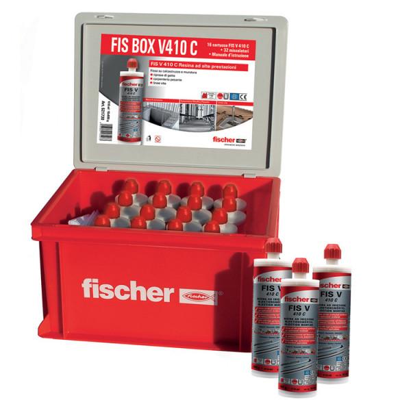 FIS BOX 16 cartucce ancorante chimico FIS V 410 C