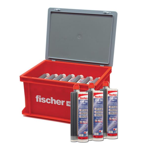 FSB BOX 20 cartucce ancorante chimico FIS SB 390 S