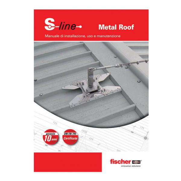 Manuale d'installazione Metal - Sistemi anticaduta DPI
