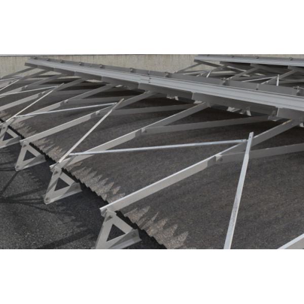Profilo rettangolare alluminio REP AL 45x20x3