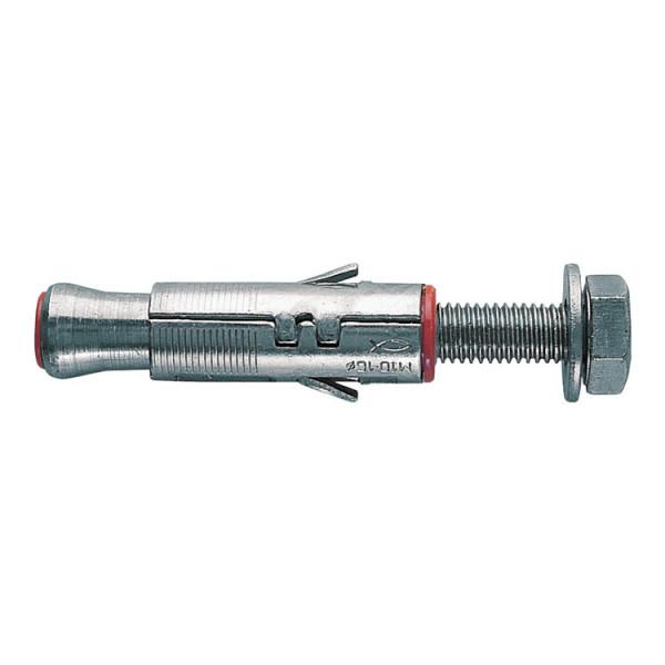 Tasselli in acciaio SLM 16 V con vite TE (10 Pz.)