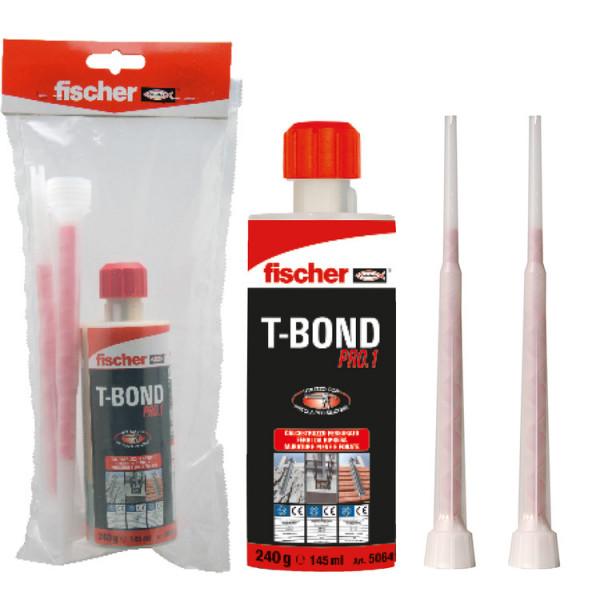 T-BOND 150 K Ancorante chimico resina hybrid